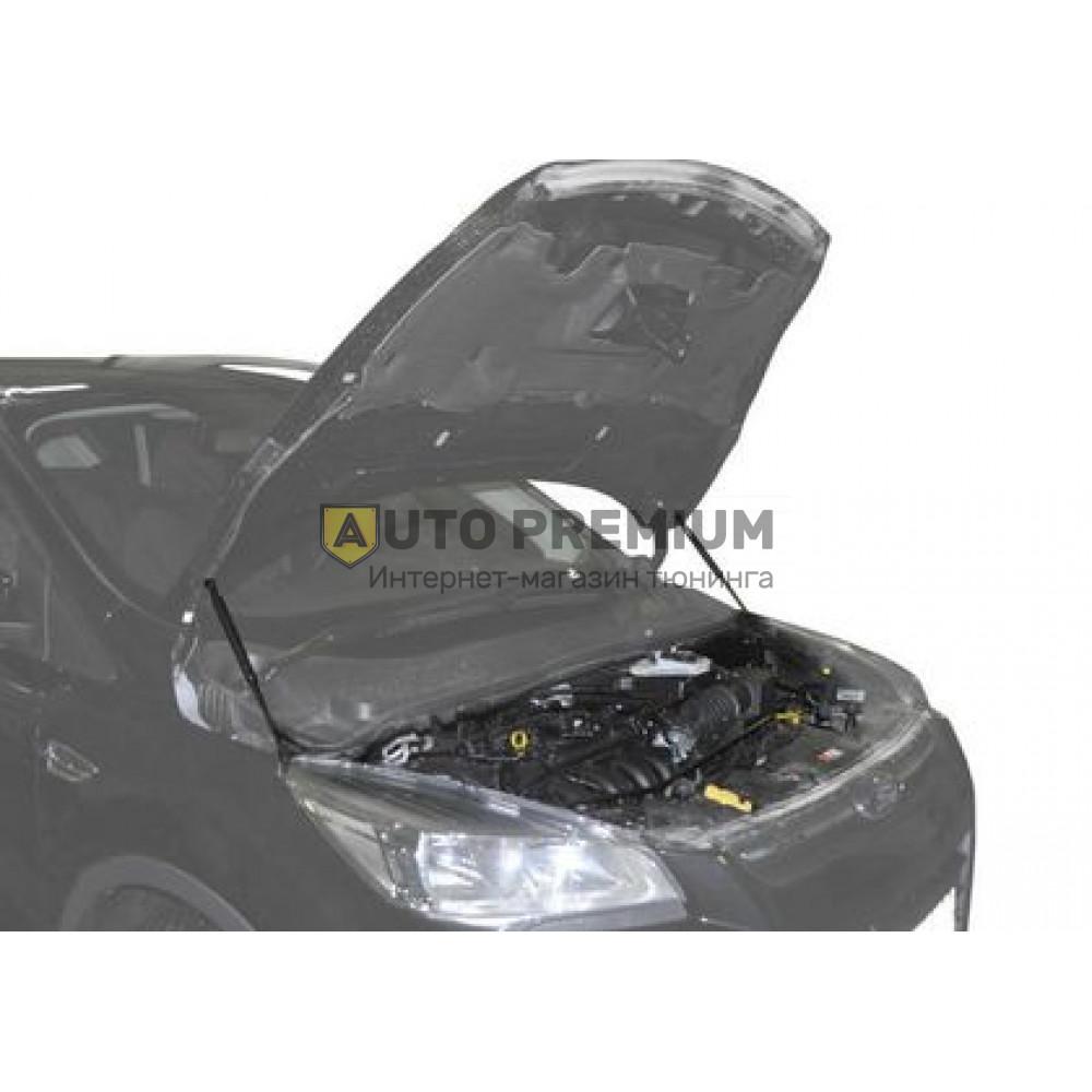 Амортизаторы (упоры) капота «Rival» для Ford Kuga II 2012-2016
