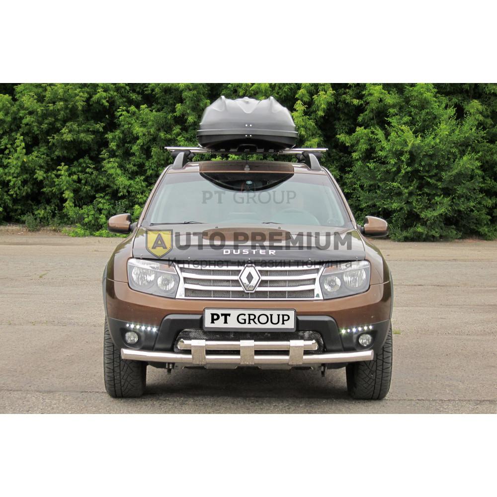 Автобокс на крышу Черный Turino 1 (410 л) Аэродинамический на крышу автомобиля