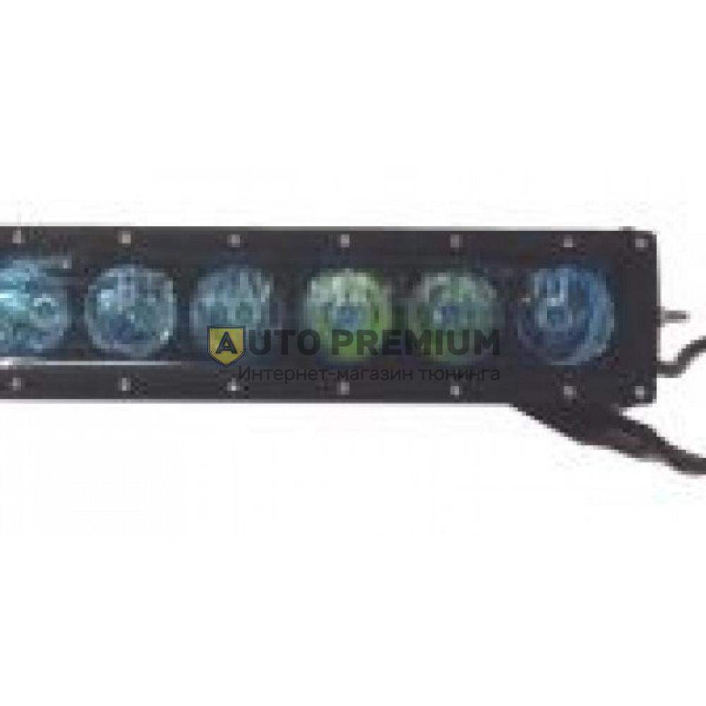 Балка с диодами PL-3202-FS (10*3Вт)