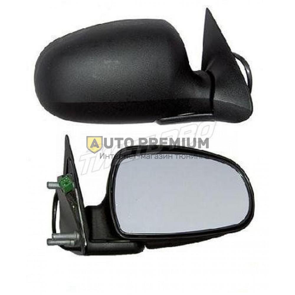 Боковое зеркало «ДААЗ» с антибликом, обогревом и электроприводом на Лада Калина