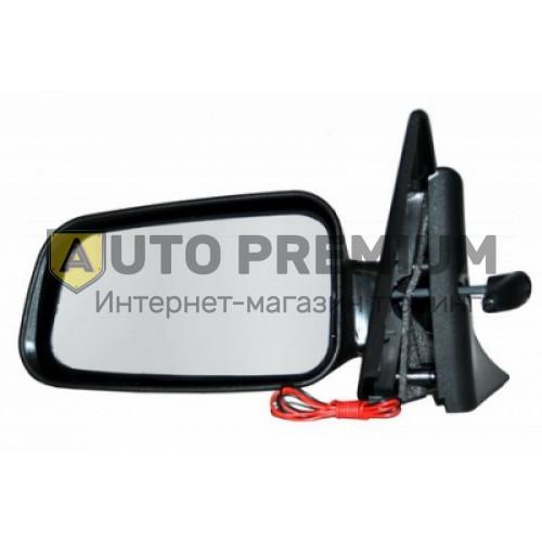 Боковые зеркала на ВАЗ 2110-11-12 (белые) ДААЗ