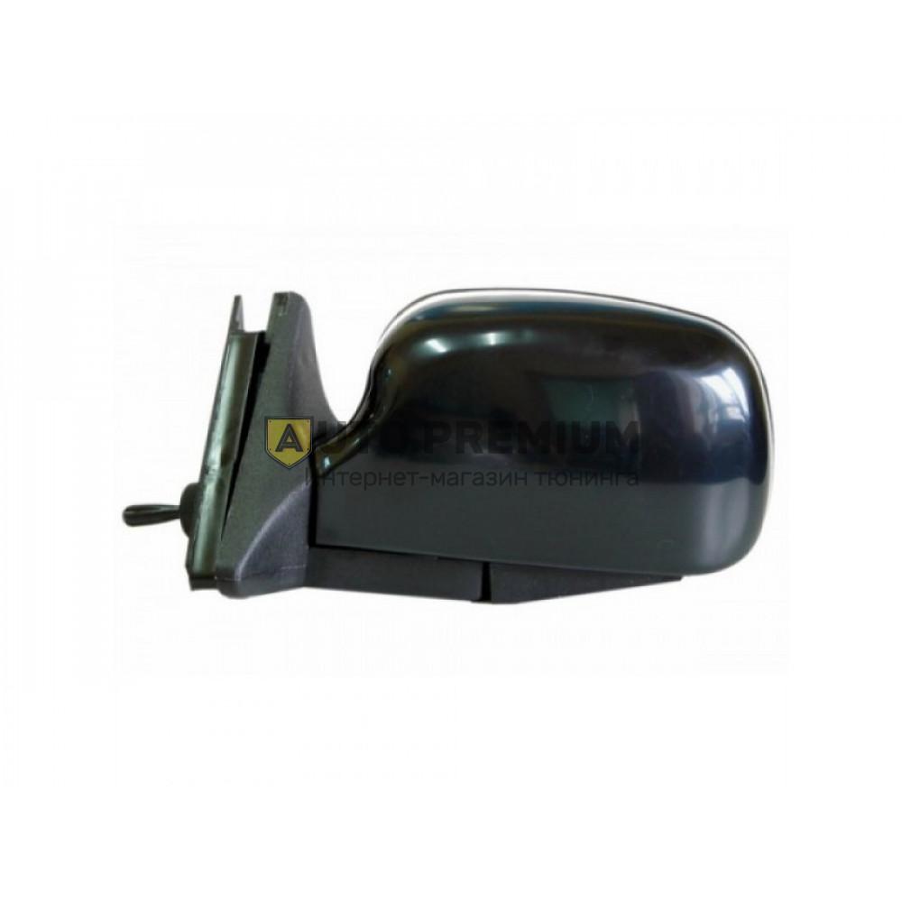 Боковые зеркала W-4 04 черные с антибликовым покрытием на ВАЗ 2104-07